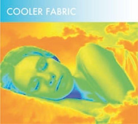 Tessuto fresco Cooler per guanciali e materassi