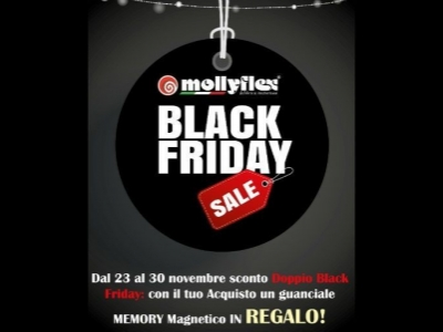 Doppio Black Friday Mollyflex!