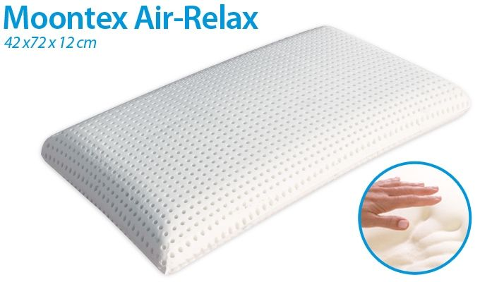Guanciale Moontex Air Relax